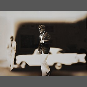 Axel Crieger: 77 Sunset Strip - John F. Kennedy