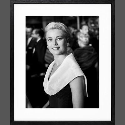 Frank Worth: Grace Kelly Classic Portrait Premiere of Rear Window