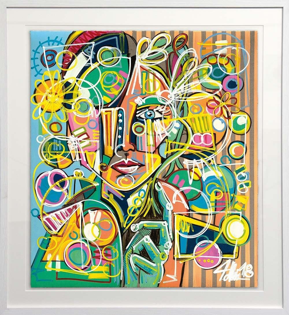 David Tollmann: Happy Lady - Edition