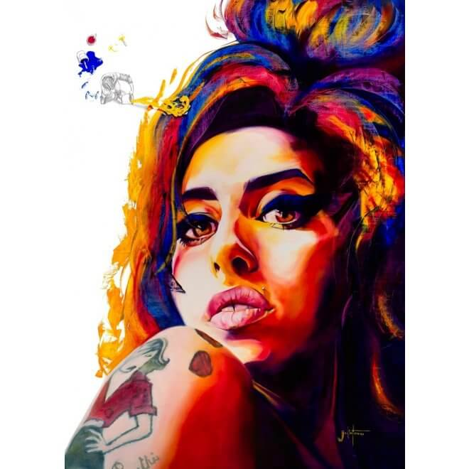 David Badia Ferrer: Amy Winehouse - Edition