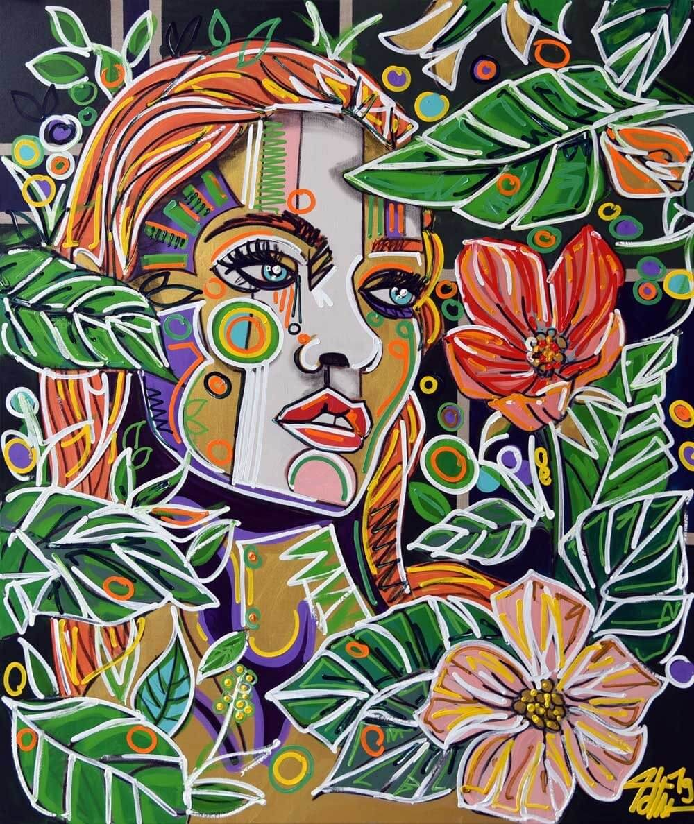 David Tollmann: Tropical Eyes