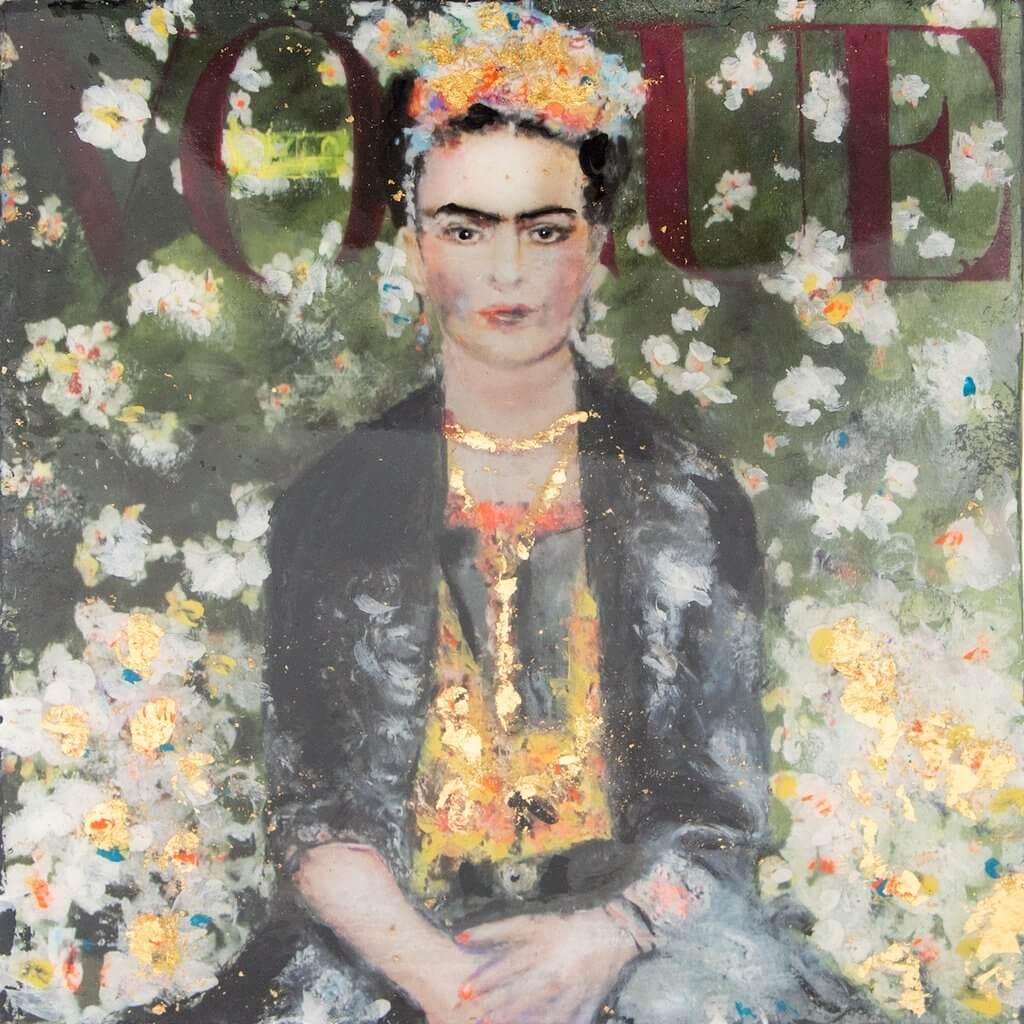 Astrid Stöfhas: Vogue Mexico 2.0