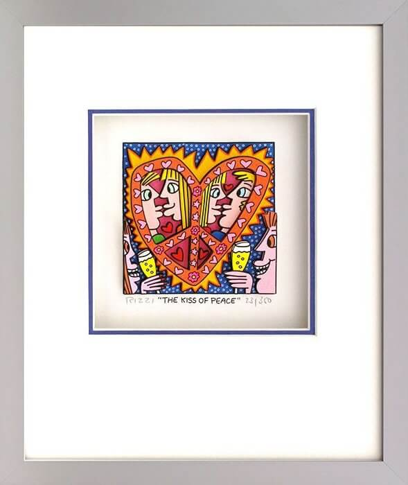 James Rizzi: The Love Of Peace