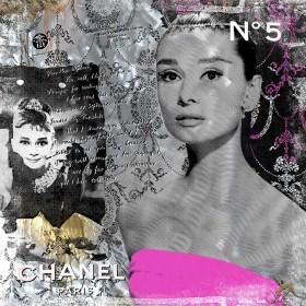 Devin Miles: Hepburn Chanel