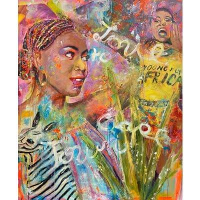 Astrid Stöfhas: Love 2 Capetown