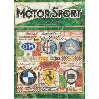 Ferencz Olivier: Motor Sport