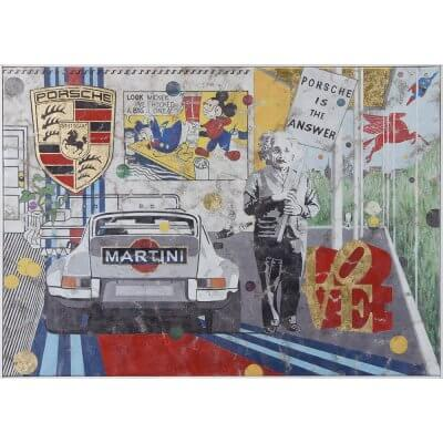 Ferencz Olivier: Porsche Martini