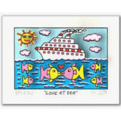 James Rizzi: Love at Sea
