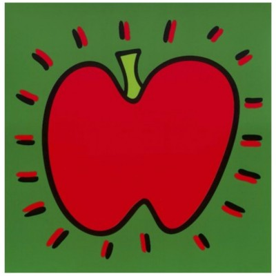 James Rizzi: Icon Apple