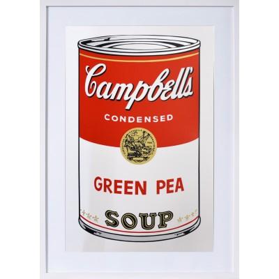 Andy Warhol: Campbells Green Pea Soup