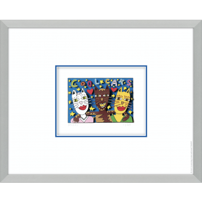 James Rizzi: Cool Cats
