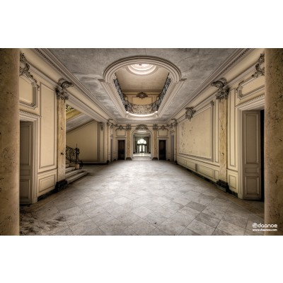 Daan Oude Elferink: Grand Hall