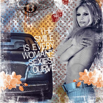 Devin Miles: Crazy Little Things - Brigitte Bardot