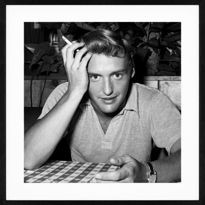 Frank Worth: Dennis Hopper at Musso & Frank Grill Hollywood