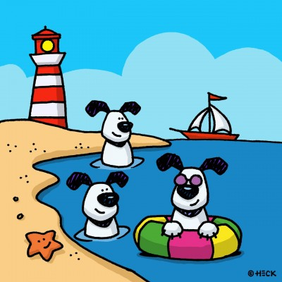 Ed Heck: Dogs of summer