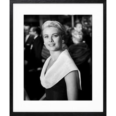 Frank Worth: Grace Kelly Classic Portrait Premiere of Rear Window 1954