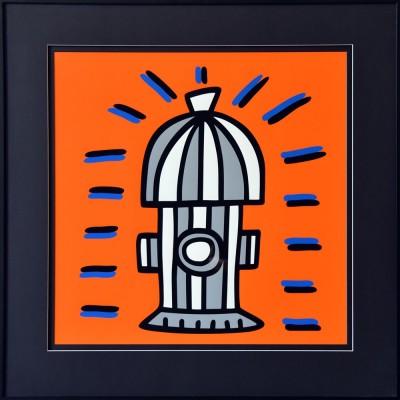 James Rizzi: Icon Hydrant
