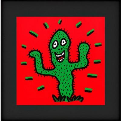 James Rizzi: Icon Cactus