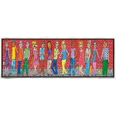 James Rizzi: It's About True Love For Two - For Me And You