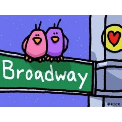Ed Heck: Love on Broadway