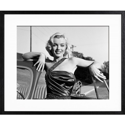 Frank Worth: Marilyn Monroe Set how to marry a Millionaire 1953