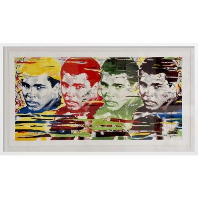Mr. Brainwash: Muhammad Ali