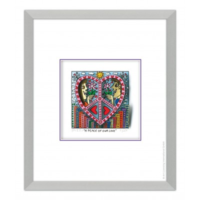 James Rizzi: A Peace Of Our Love