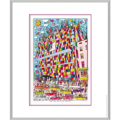 James Rizzi: Wait For Me At The Whitney