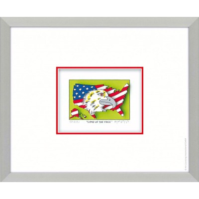 James Rizzi: Land Of The Free