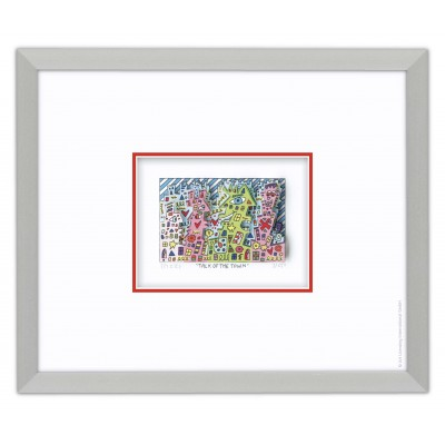 James Rizzi: Talk Of The Town