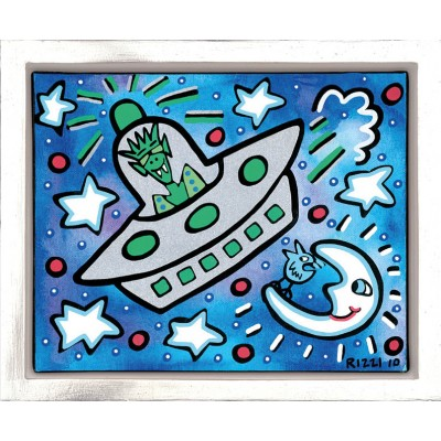 James Rizzi: Just Stopping By
