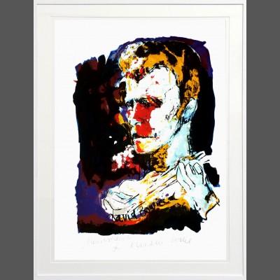 Armin Mueller-Stahl: David Bowie