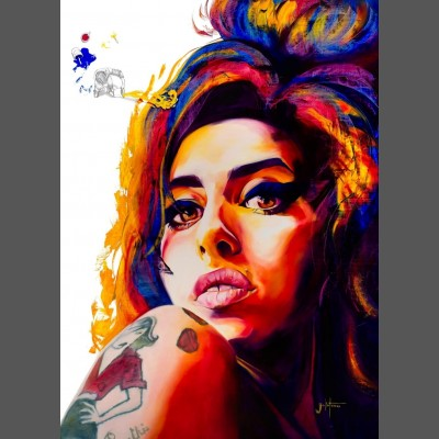 David Badia Ferrer: Amy Winehouse II - Edition