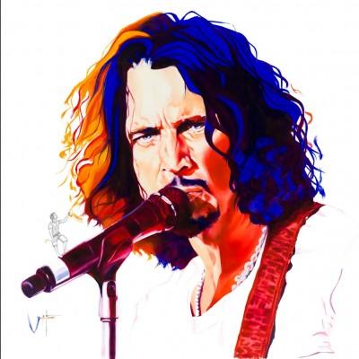David Badia Ferrer: Chris Cornell