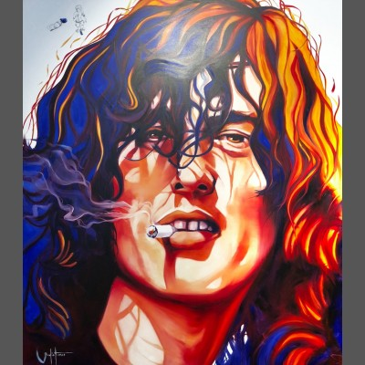 David Badia Ferrer: Jimmy Page