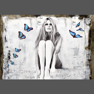 Devin Miles: Butterflies