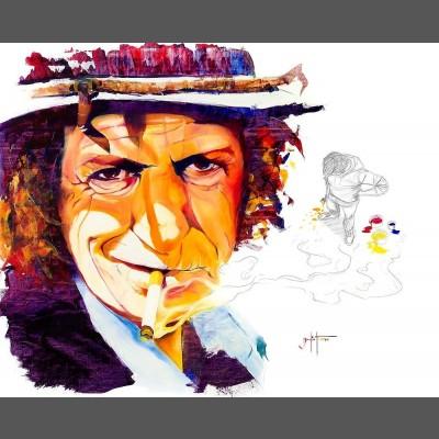 David Badia Ferrer: Keith Richards - Edition