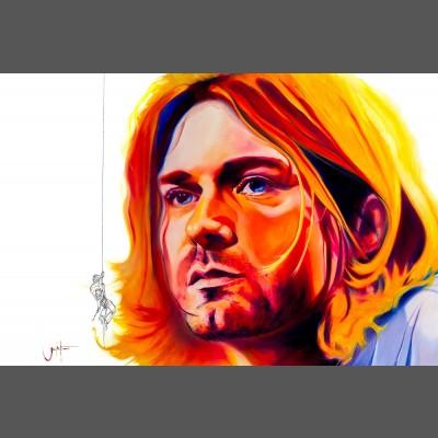 David Badia Ferrer: Kurt Cobain