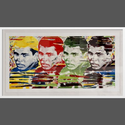 Mr. Brainwash: Muhammad Ali