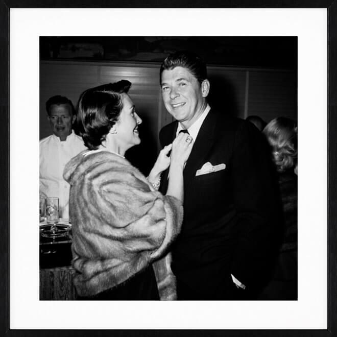 Frank Worth: Nancy & Ronald Reagan