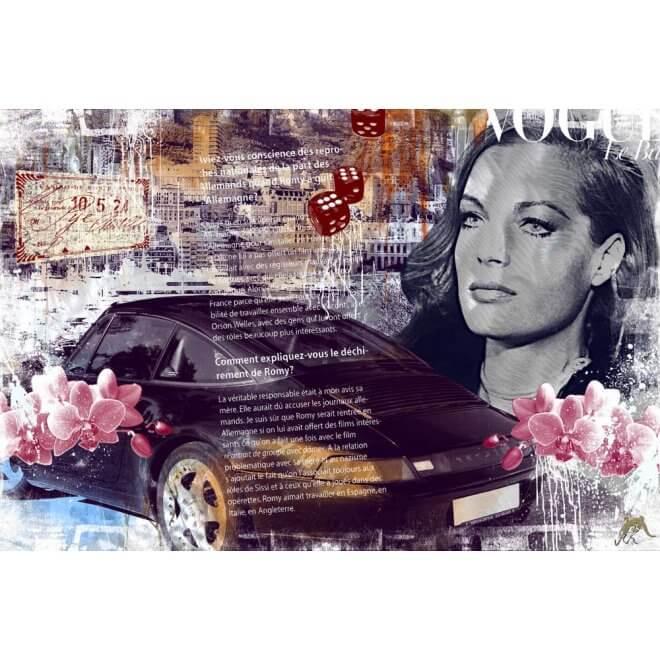 Devin Miles: Monte Carlo – Romy Schneider