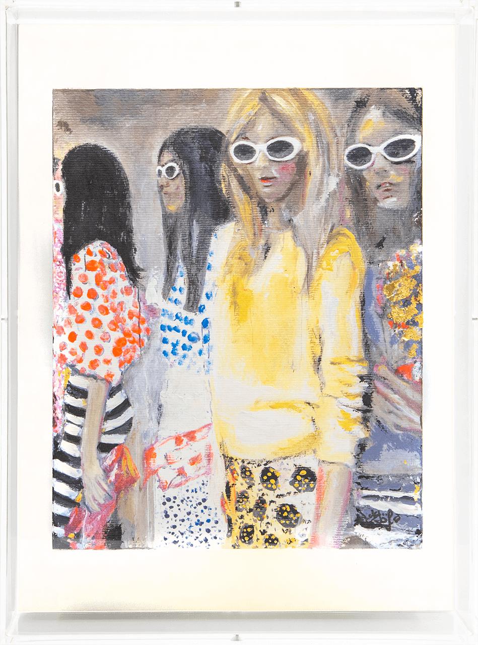 Astrid Stöfhas: 4 GIrls Sunglasses 2.0