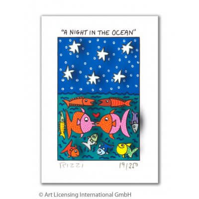 James Rizzi: A Night In The Ocean