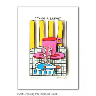 James Rizzi: Take A Break