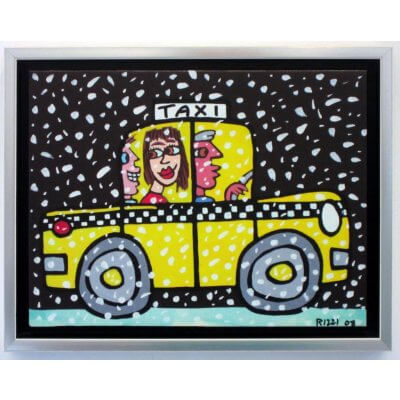James Rizzi: Snowwhere Bound