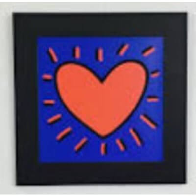 James Rizzi: Icon Heart