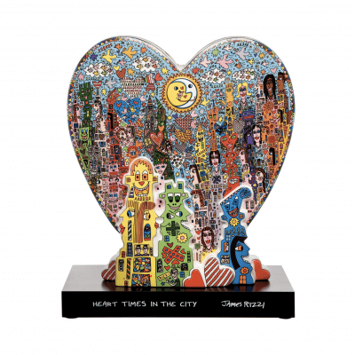 James Rizzi: Heart Times In The City