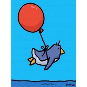 Ed Heck: Air Penguin