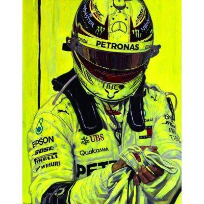 Andrei Krioukov: 44 Lewis Hamilton