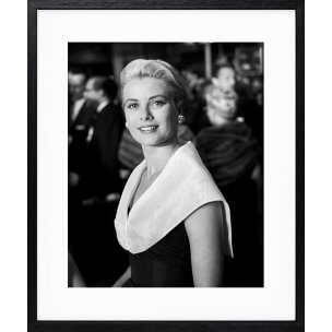 Frank Worth: Grace Kelly Classic Portrait Premiere of Rear Window 1954
